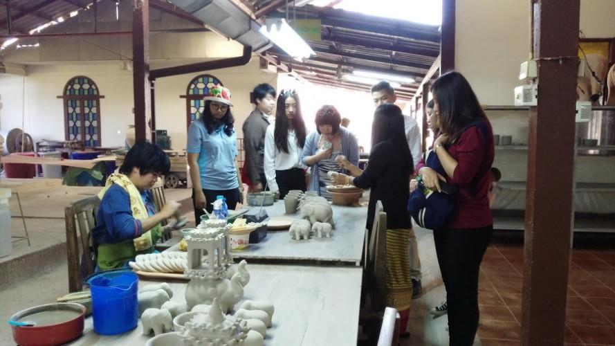 Chiangmai Celadon   Culture Tourism Detail